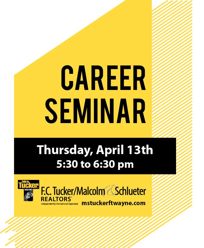Free Career Seminar