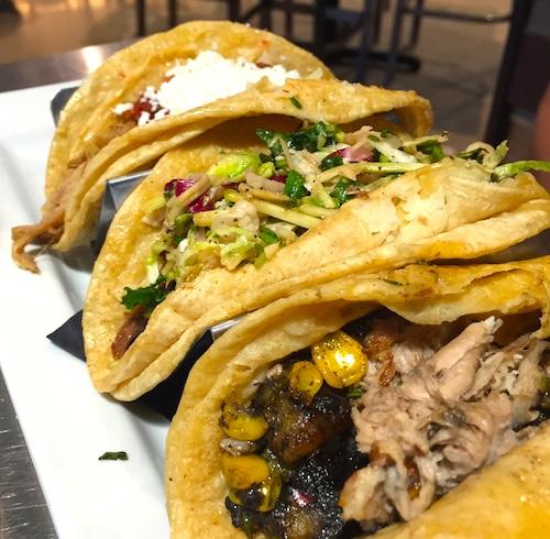 3 Tacos from The Hoppy Gnome
