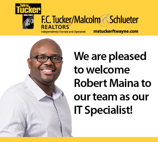 Please Welcome Robert Maina