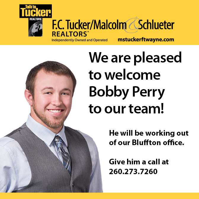 Please Welcome Bobby Perry