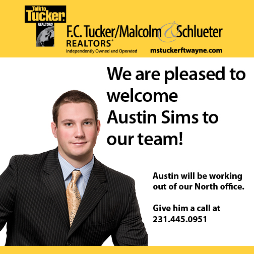 Please Welcome Austin Sims