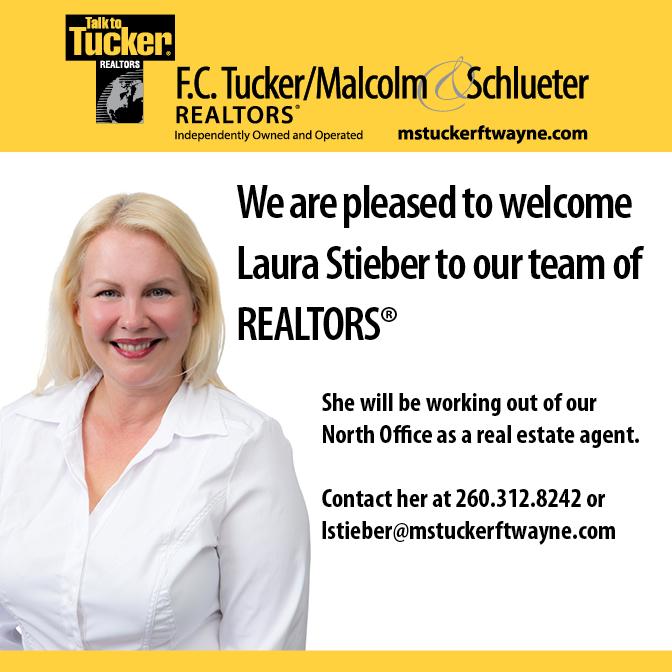 Welcome Laura Stieber