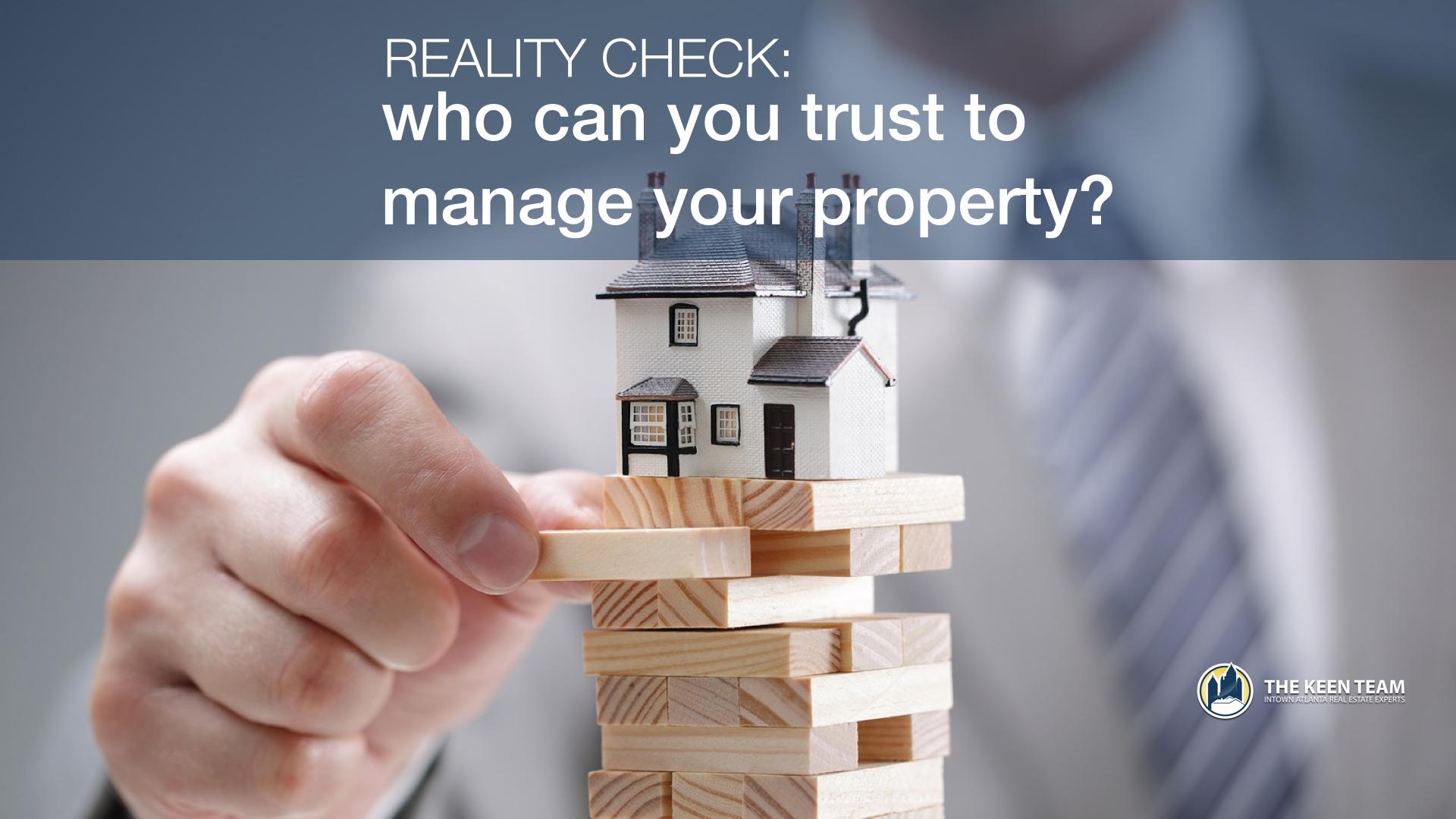 Trustworthy Atlanta Property Manager