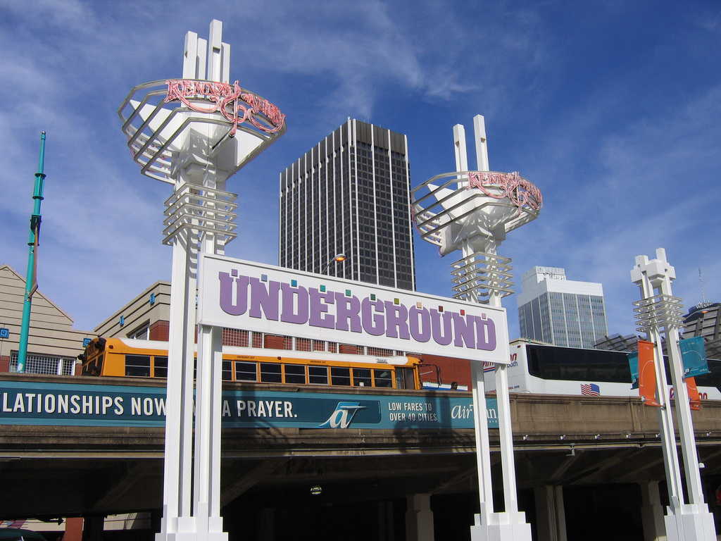 Atlanta Underground set to transform Atlanta's Downtown