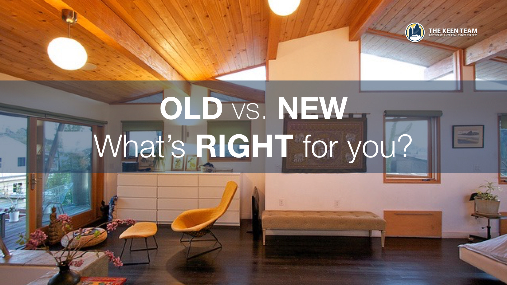 old vs. new construction
