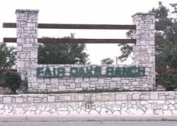 Fair Oaks Ranch Community
