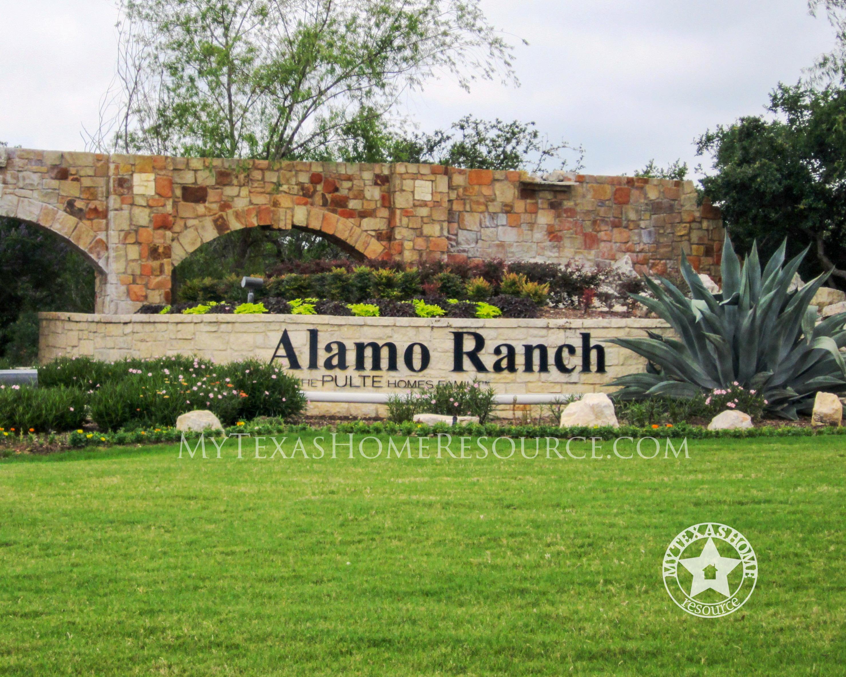 Alamo Ranch Community