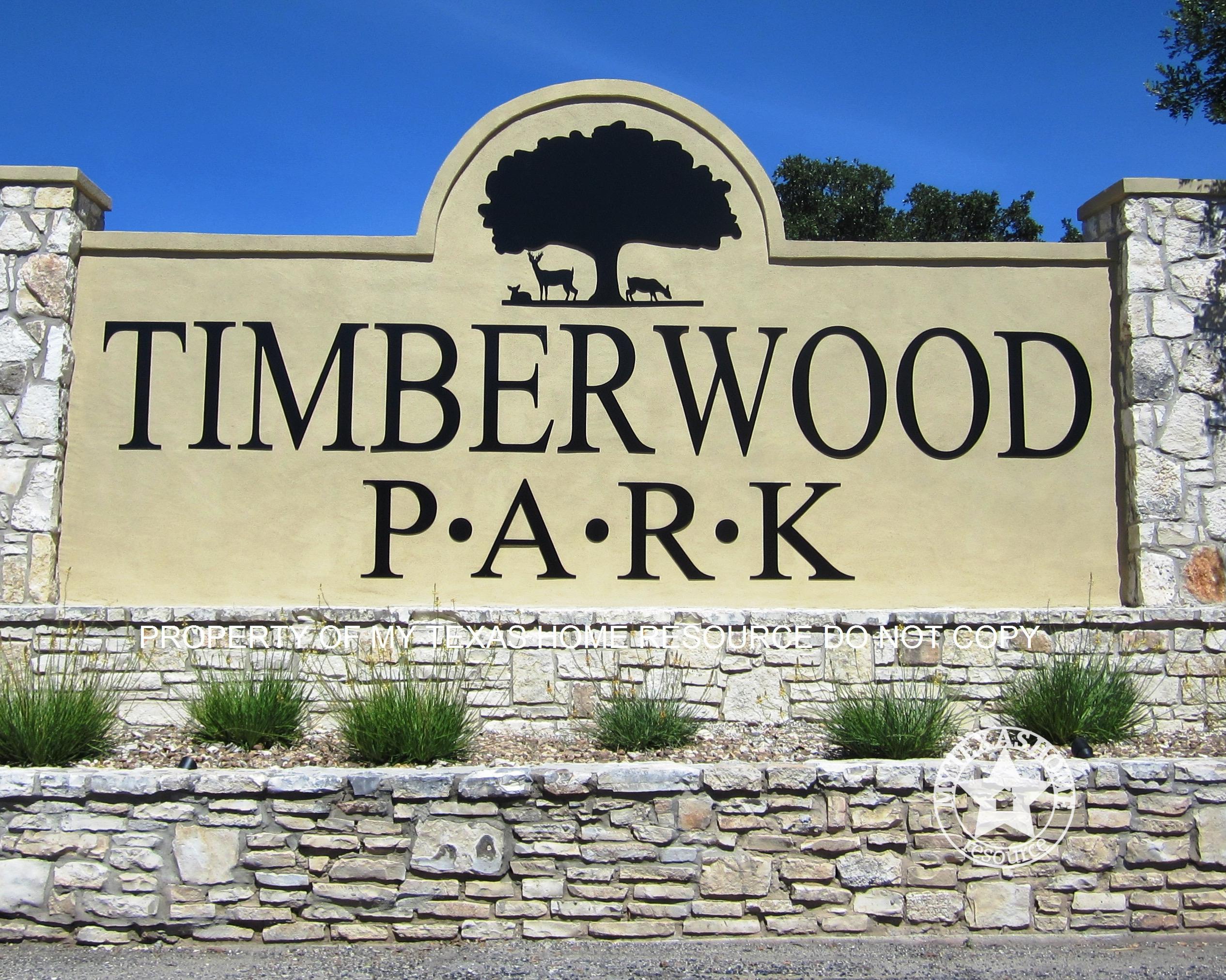 Timberwood Park Community
