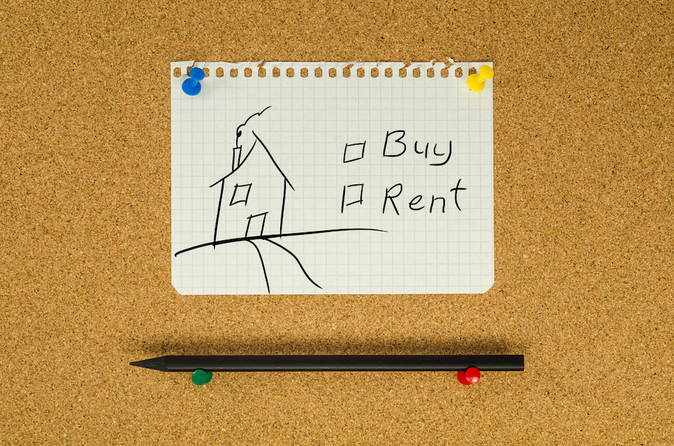 Deciding Whether to Buy or Rent When Choosing a Home