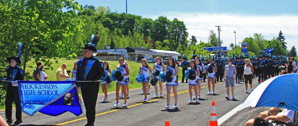 Hockinson Parade
