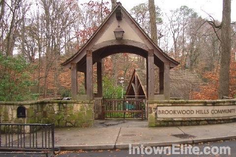 Brookwood Hills real estate