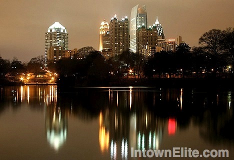 Midtown Atlanta homes and condos for sale