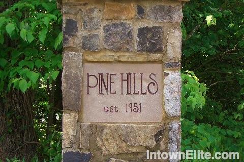 Pine Hills Atlanta homes for sale