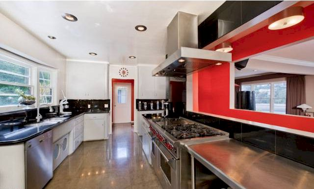 1957 Rockford Rd Silver Lake home has strainless steel countertop