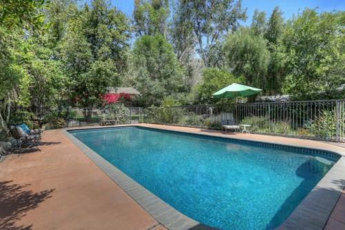 Altadena pool home with huge yard