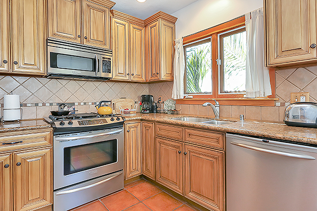 Mount Angelus Spanish bungalow has an updated kitchen and inside laundry