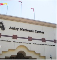 Autry Museum in Griffith Park