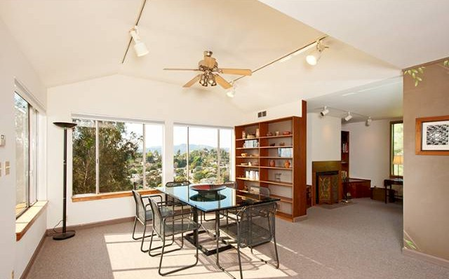 Echo Park view home with lots of light