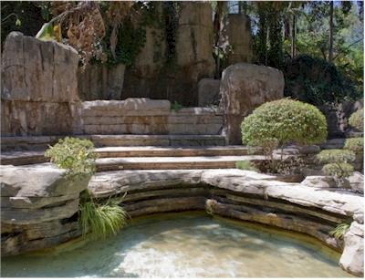 Elysian Park Rock Garden