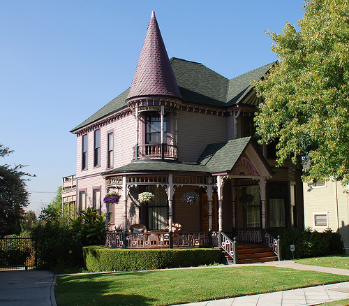 Angelino Heights- Haskins House -1894
