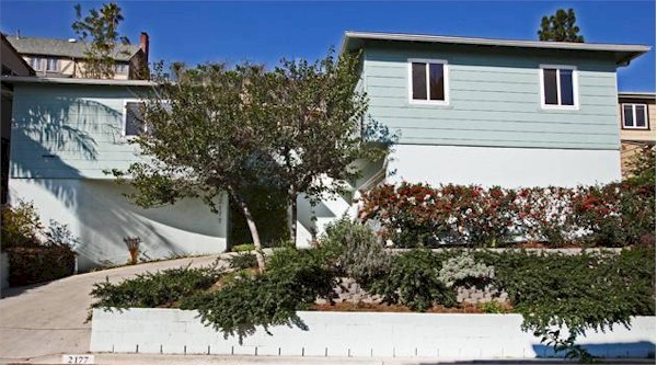 Affordable Silver Lake home in the Moreno Highlands