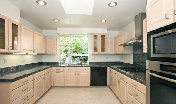 updated Silver Lake kitchen