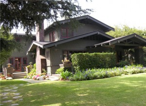 South Pasadena Craftsman home