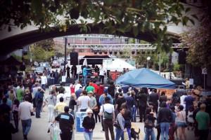 Sliver Lake Jubillee music festival