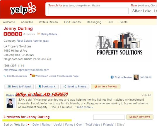 YELP unfair filtering of valid recommendations