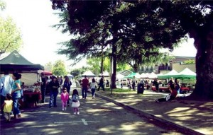South Pasadena Farmer's Market