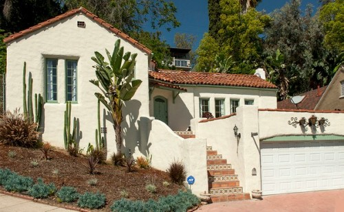 Updated Silver Lake Spanish with original charm