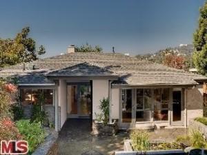 fabulous 50s mid-century in Los Feliz's Franklin Hills