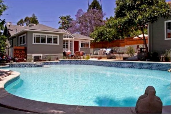 pools are rare for Silver Lake homes under $750,000