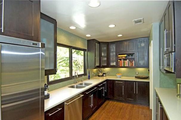 modern Los Feliz kitchen