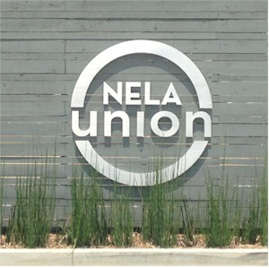 NELA Union Welcome Sign