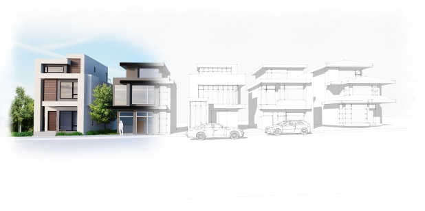 Edmonton Infill Houses