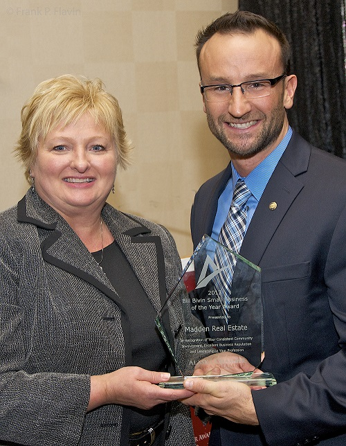 Bill Biven Small Business of the Year Award