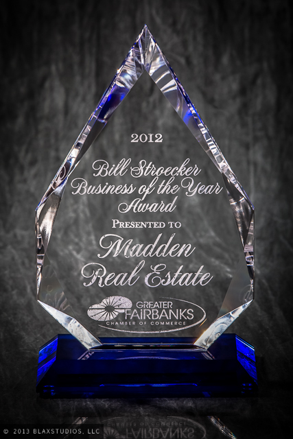 Bill Stroecker Small Business of the Year Award
