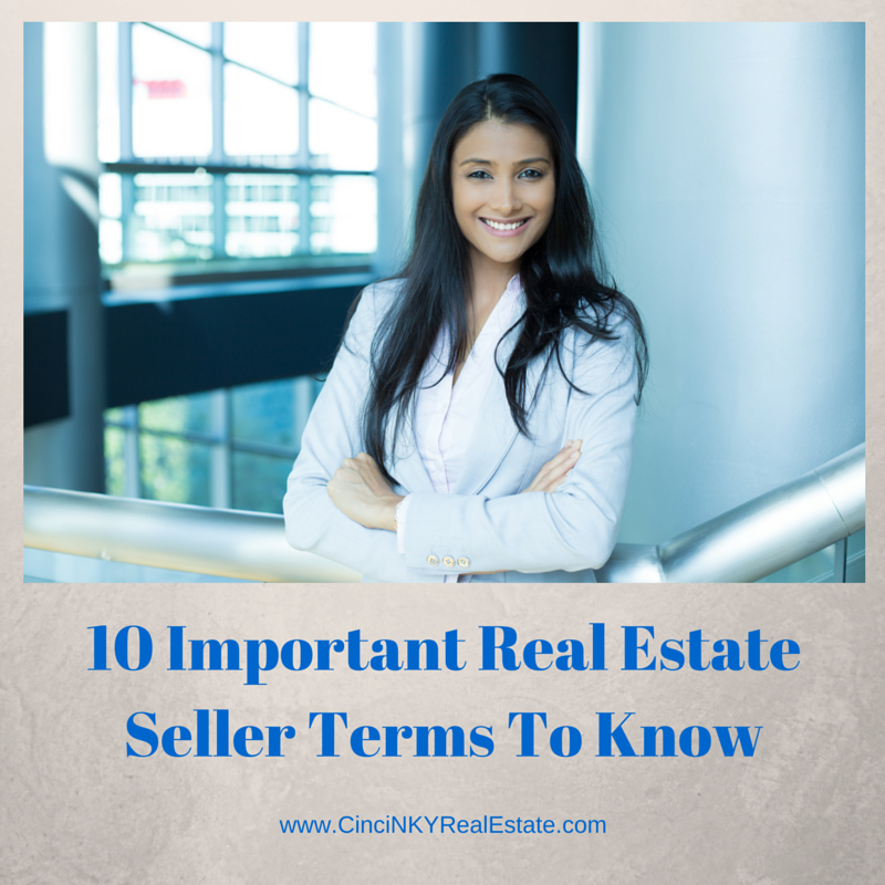 picture of lady for real estate seller terms