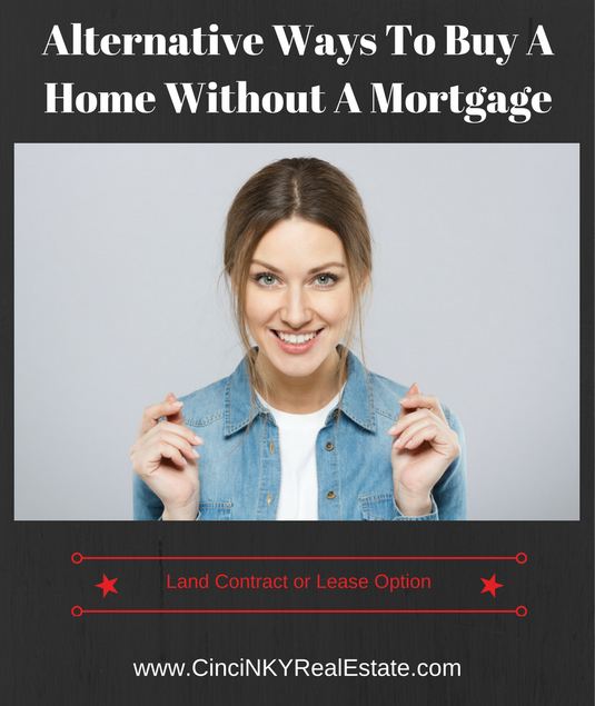 alternative ways to buy a home without a mortgage