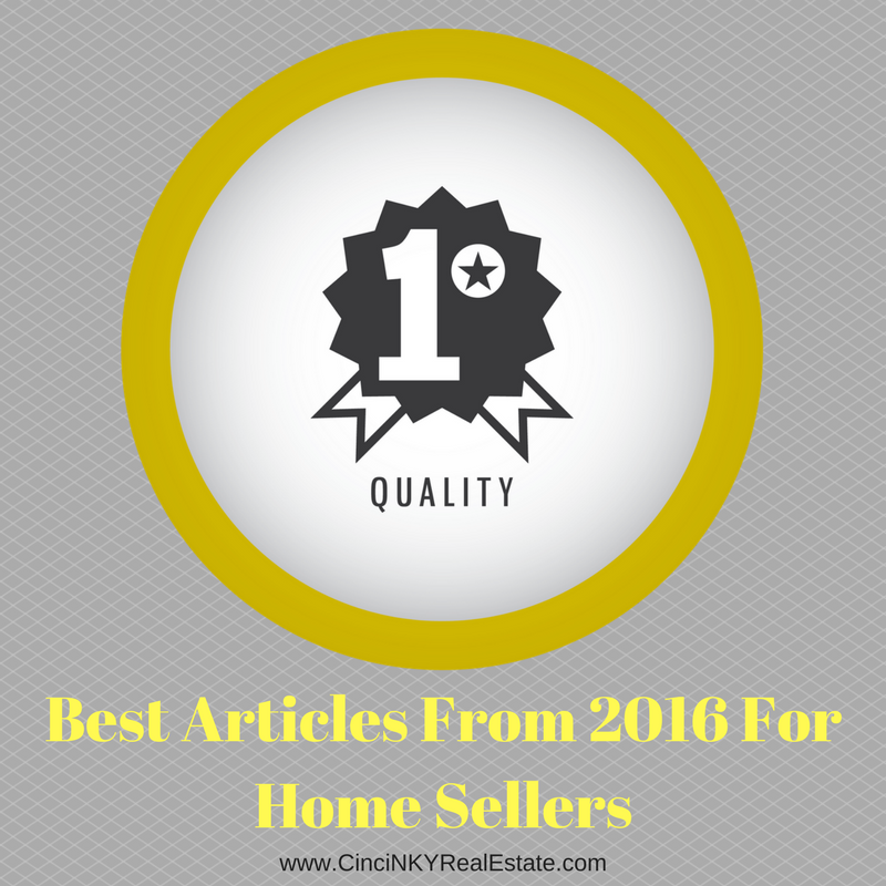 best articles from 2016 for home sellers