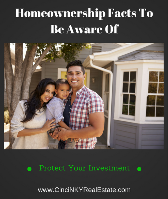 homeownership facts to be aware of
