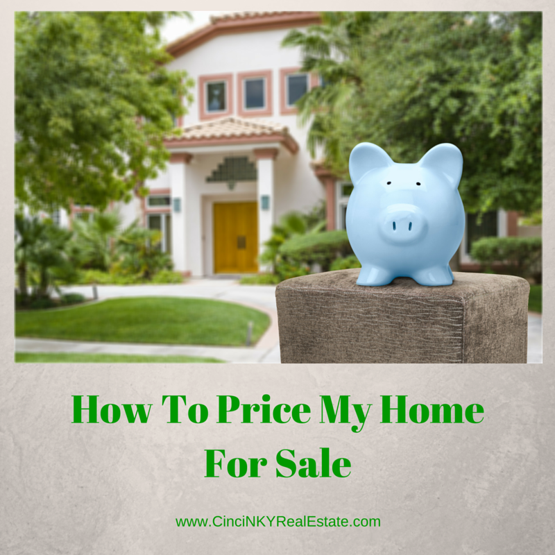 picture of piggy bank and home for how to price my home for sale