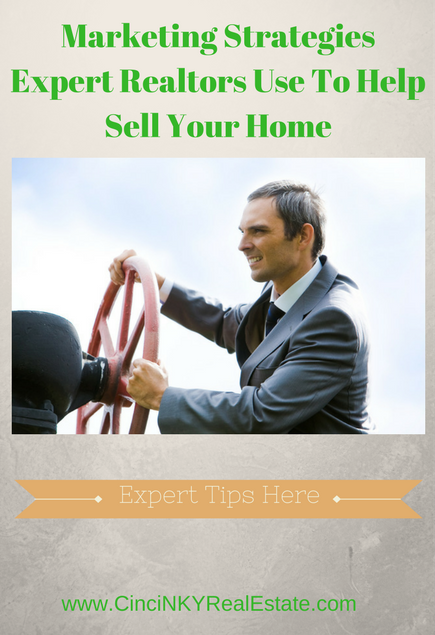marketing strategies expert realtors use to help sell your home