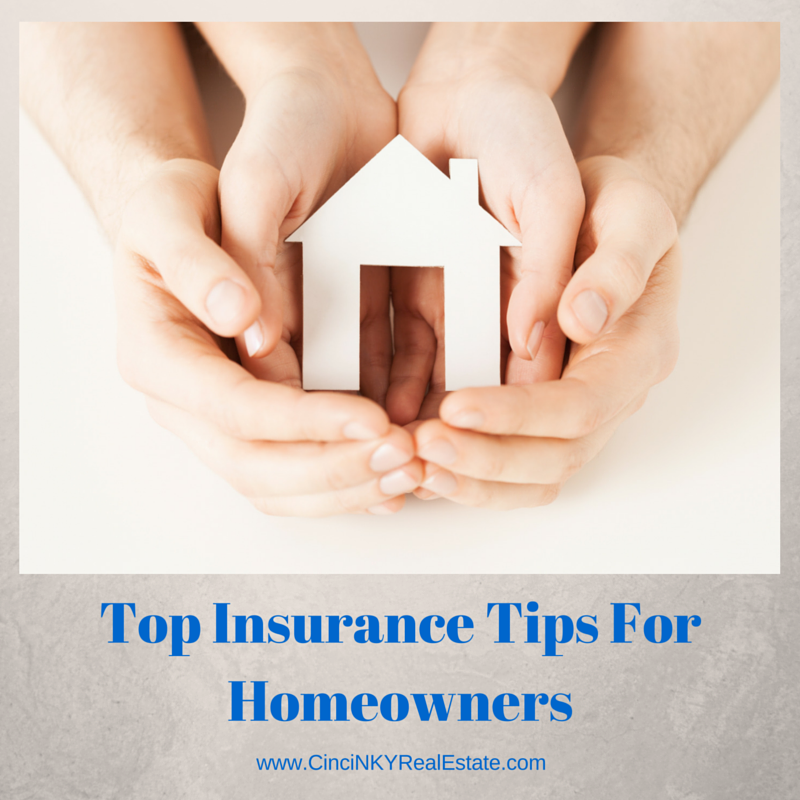 top insurance tips for homeowners