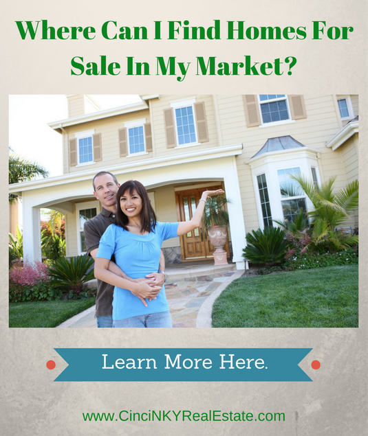 where can I find homes for sale in my market?