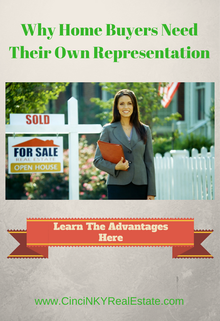 why home buyers need their own real estate agent