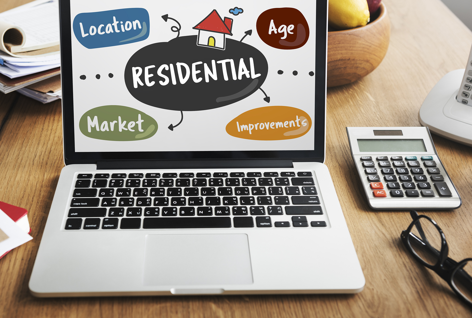 residential value determination