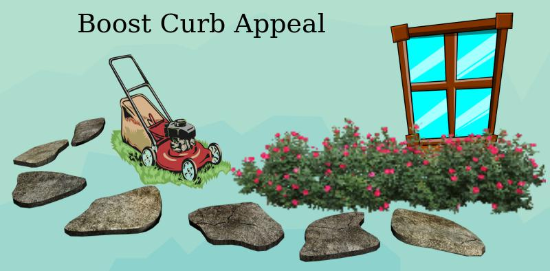 home-staging tips-boost-curb-appeal