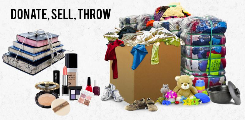 how-to-sell-your-house-fast-top-tips-donate-sell-throw-away-unused-items